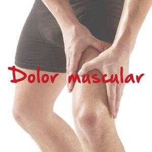 Dolor muscular y articulaciones