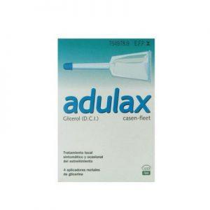 Adulax en Solución Rectal