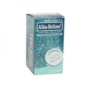 Alka-Seltzer en Comprimidos Efervescentes