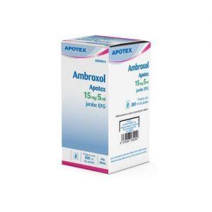 Ambroxol Apotex EFG en Jarabe