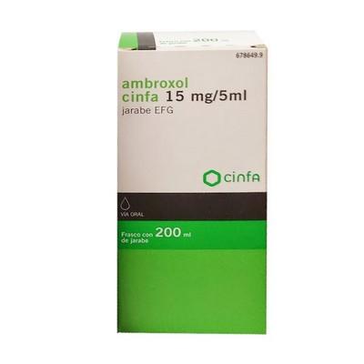 Ambroxol Cinfa EFG en Jarabe