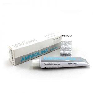 Amniolina en Pomada
