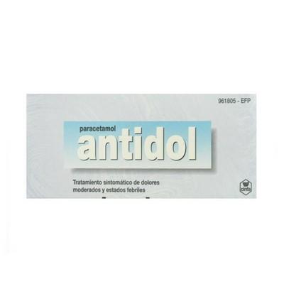 Antidol en Comprimidos