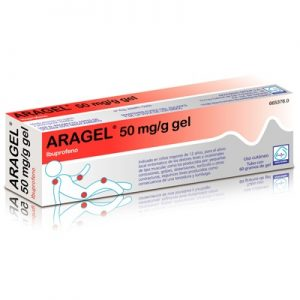 Aragel en Gel Tópico