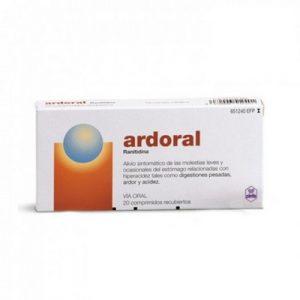 Ardoral en Comprimidos
