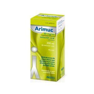 Arimuc en Solución Oral