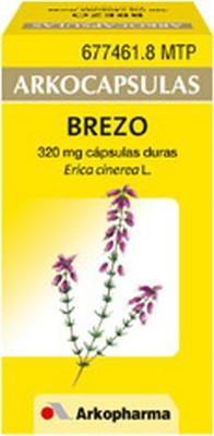 Arkocapsulas Brezo en Cápsulas
