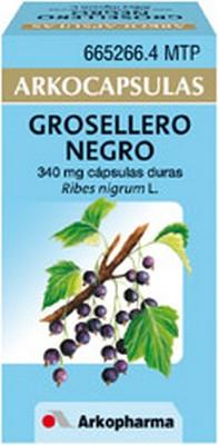 Arkocapsulas Grosellero Negro en Cápsulas