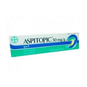 Aspitopic en Gel Tópico