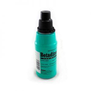 Betadine Vaginal en Solución Uso Tópico