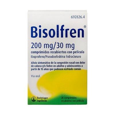 Bisolfren en Comprimidos