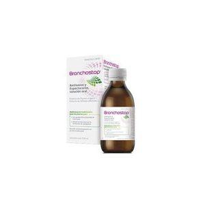 Bronchostop Antitusivo Y Expectorante en Solución Oral
