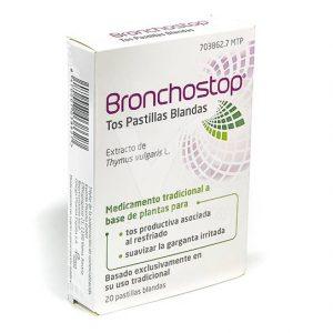 Bronchostop Tos en Pastillas Para Chupar