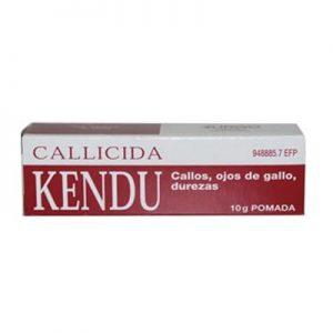 Callicida Kendu en Pomada