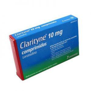 Clarityne en Comprimidos