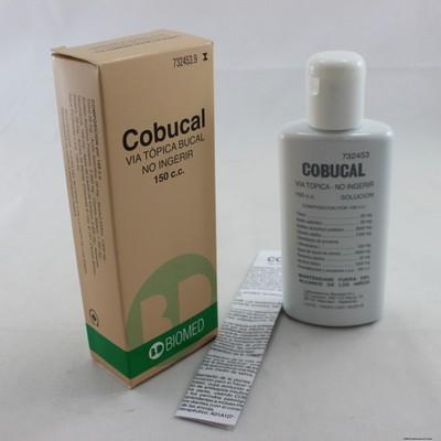 Co-Bucal en Solución Uso Tópico
