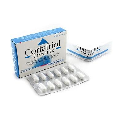 Cortafriol Complex en Comprimidos