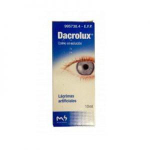 Dacrolux en Colirio