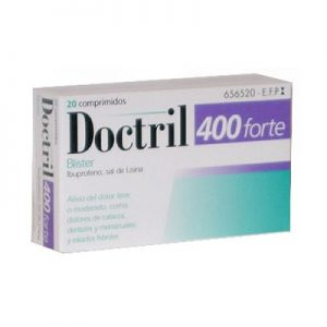 Doctril Forte en Comprimidos