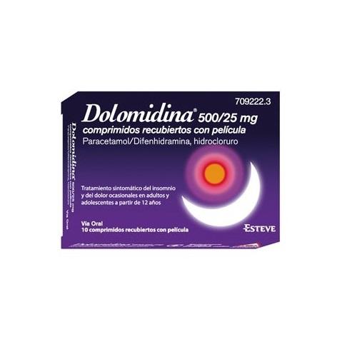 Dolomidina EFG en Comprimidos