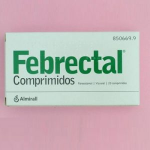 Febrectal en Comprimidos