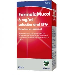 Formulamucol EFG en Solución Oral