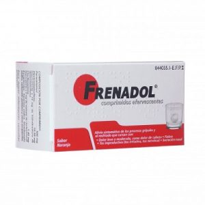 Frenadol en Comprimidos Efervescentes
