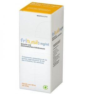 Fritusil en Solución Oral