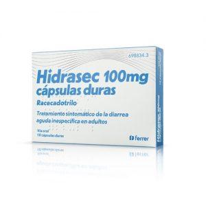 Hidrasec en Cápsulas