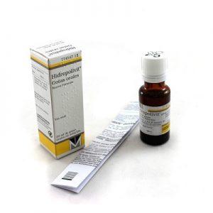 Hidropolivit en Gotas Orales