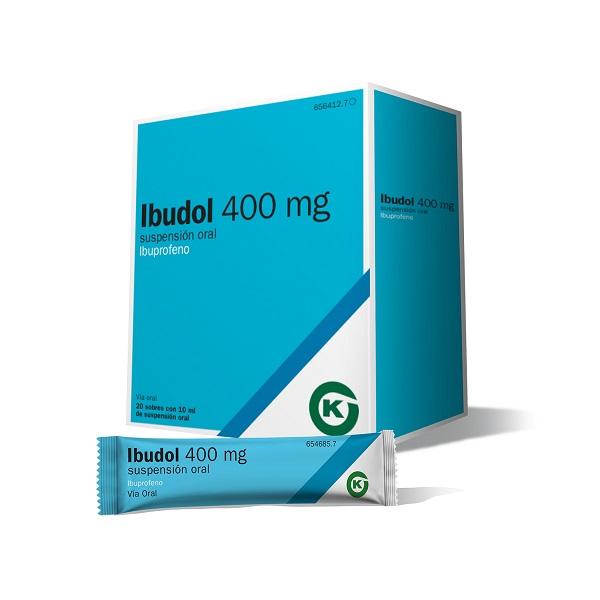 Ibudol en Sobres Suspensión Oral