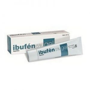 Ibufen Tópico en Gel Tópico