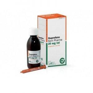 Ibuprofeno Farmasierra en Suspensión Oral