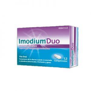 Imodium Duo en Comprimidos