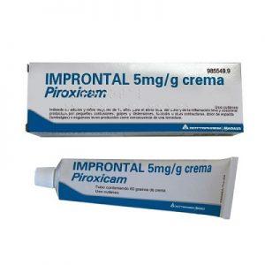 Improntal Crema en Crema