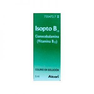Isopto B 12 en Colirio