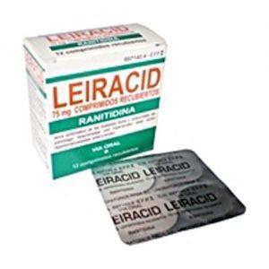 Leiracid en Comprimidos