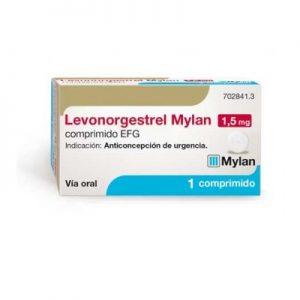 Levonorgestrel Mylan EFG en Comprimidos