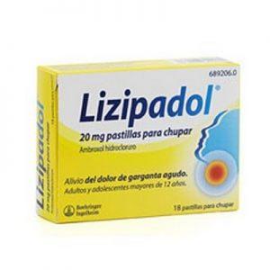Lizipadol en Pastillas Para Chupar