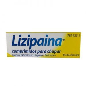 Lizipaina en Comprimidos Para Chupar