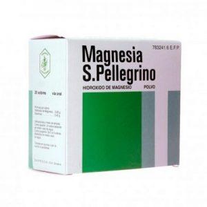 Magnesia San Pellegrino en Sobres