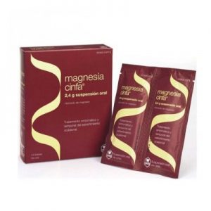 Magnesia Seid en Sobres