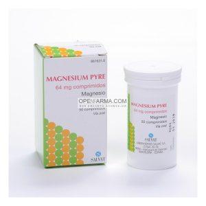Magnesium Pyre en Comprimidos