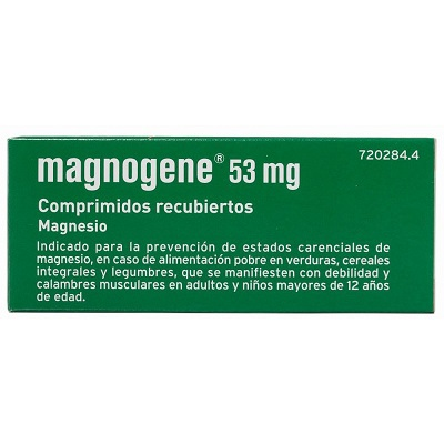 Magnogene en Comprimidos