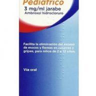 Mucosan Pediatrico en Jarabe