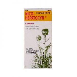 Nico Hepatocyn en Comprimidos