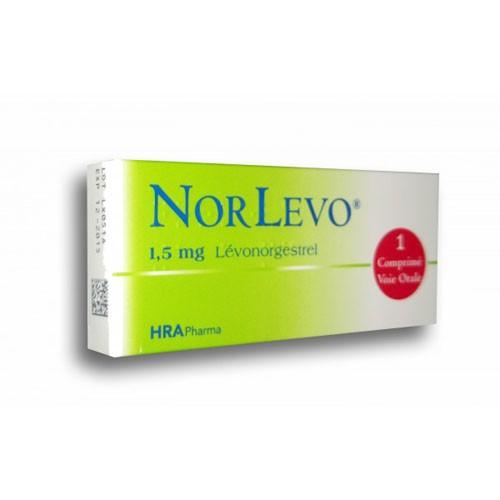 Norlevo Difarmed en Comprimidos