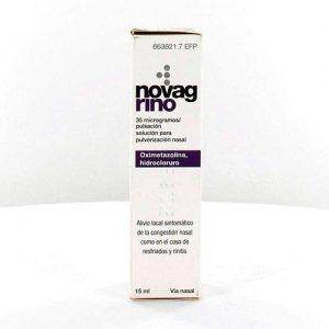 Novag Rino en Nebulizador Nasal