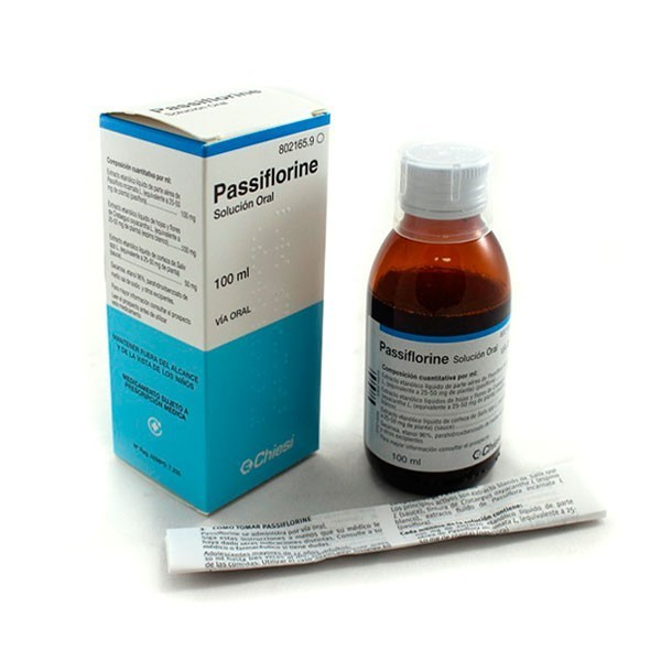 Passiflorine en Solución Oral