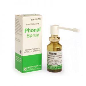 Phonal Spray en Spray-Aerosol